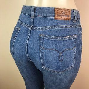 Ralph Lauren BootCut Denim Jeans Size 4P Petite